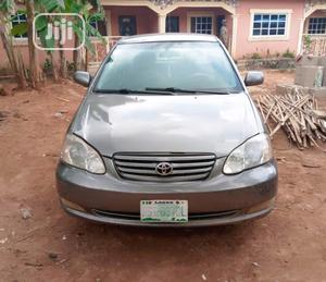 Toyota Corolla 2004 LE Gray   Cars for sale in Anambra State, Awka