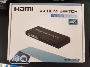 HDMI 5port Switch 4K   Computer Accessories  for sale in Lagos State, Ikeja