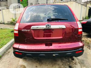 Honda CR-V 2008 Red   Cars for sale in Lagos State, Ikeja