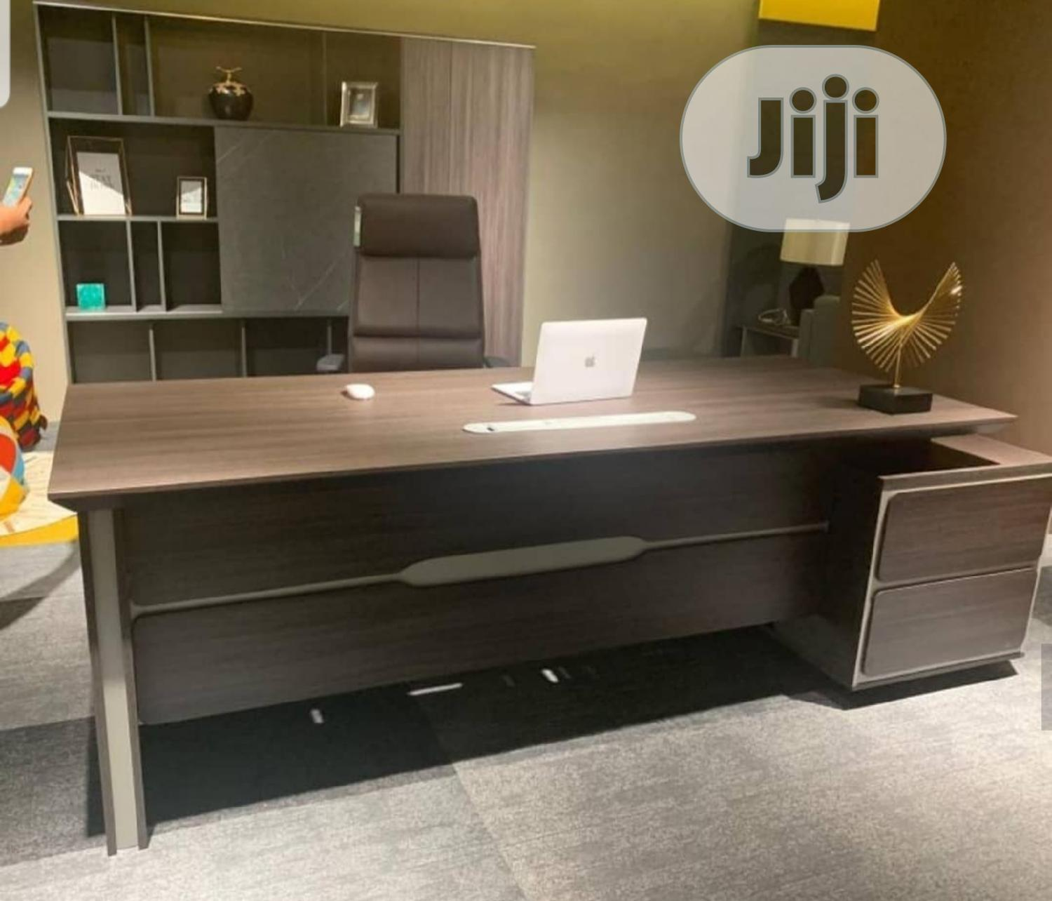 Archive: 1.8 Metre Brown Office Table