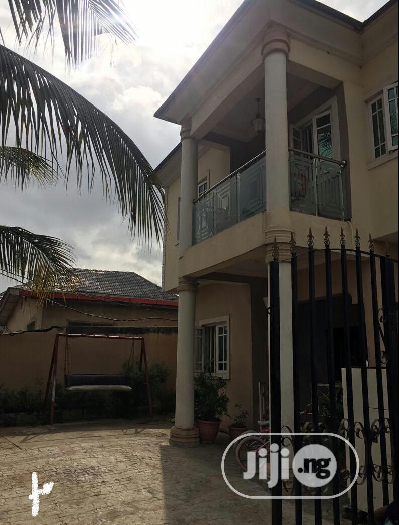 5bedroom Fully Detached Duplex,C of O,Ogba