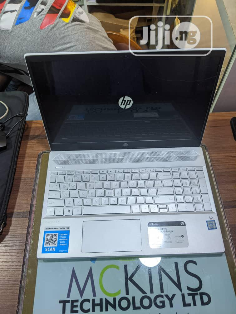 Archive: Laptop HP Pavilion 15 8GB Intel Core i5 HDD 1T