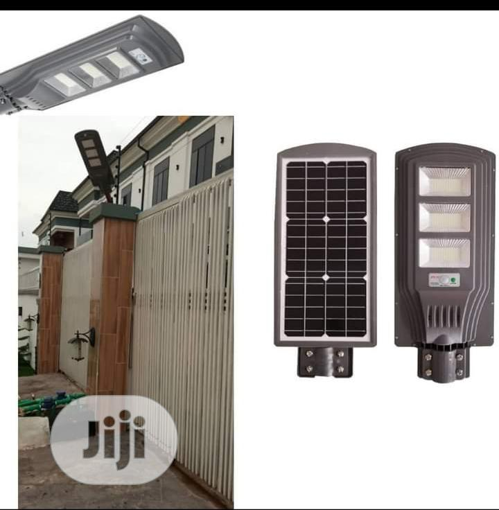 150w All in One Solar Street Light With Remote and Warranty