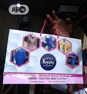 Quality Paper Bag   Printing Services for sale in Lagos State, Alimosho