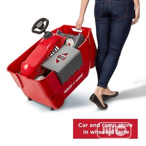 Radio Flyer Ride-on With Ramp Red | Toys for sale in Lagos State, Amuwo-Odofin