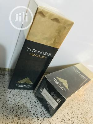 Impressive Penis Increase- Titan Gel (Gold).   Sexual Wellness for sale in Abuja (FCT) State, Wuse 2