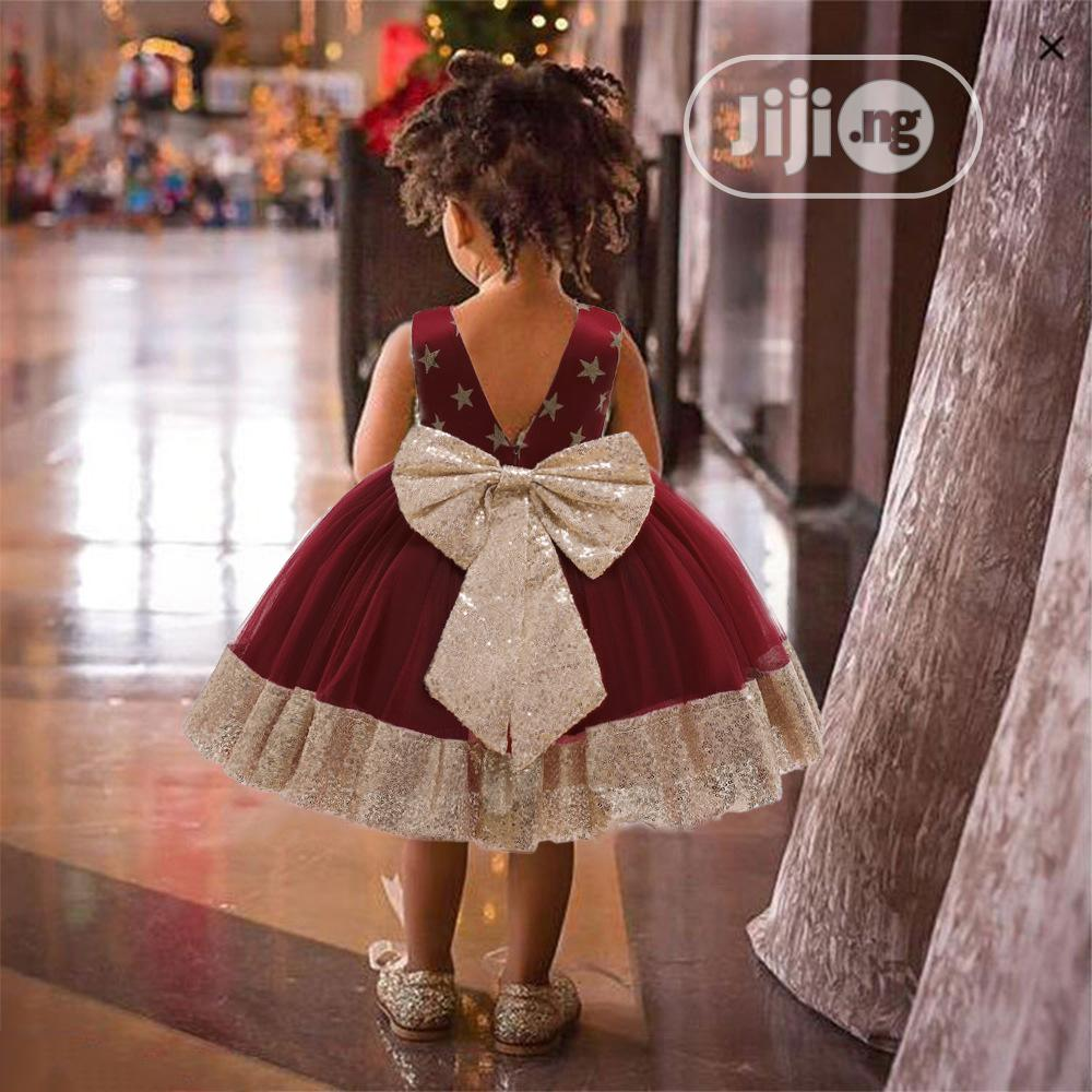 Beautiful Children Gown From 2 to 11 Years | Children's Clothing for sale in Amuwo-Odofin, Lagos State, Nigeria