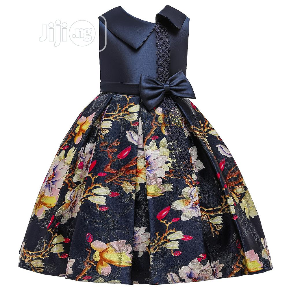 Cute Baby Girl Gown Sizes 2 To 11 Years | Children's Clothing for sale in Amuwo-Odofin, Lagos State, Nigeria