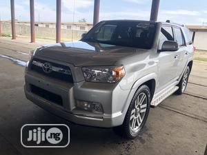 Toyota 4-Runner 2016 Silver   Cars for sale in Lagos State, Apapa