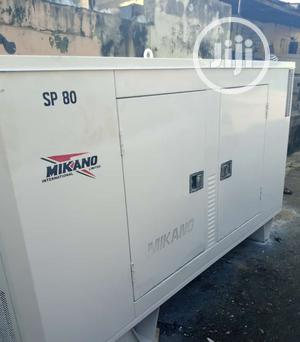 80kva Perkins Soundproof Generator For Sale | Electrical Equipment for sale in Lagos State, Isolo