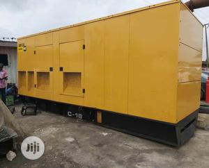 600kva Mantrac Caterpillar Soundproof Generator For Sale | Electrical Equipment for sale in Lagos State, Isolo