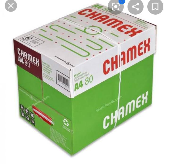 Chamex 80gm A4 Paper
