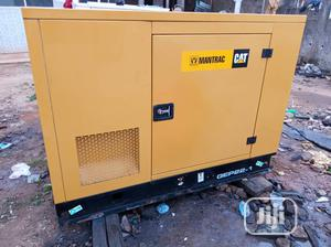 22kva Caterpillar Soundproof Generator For Sale | Electrical Equipment for sale in Lagos State, Oshodi