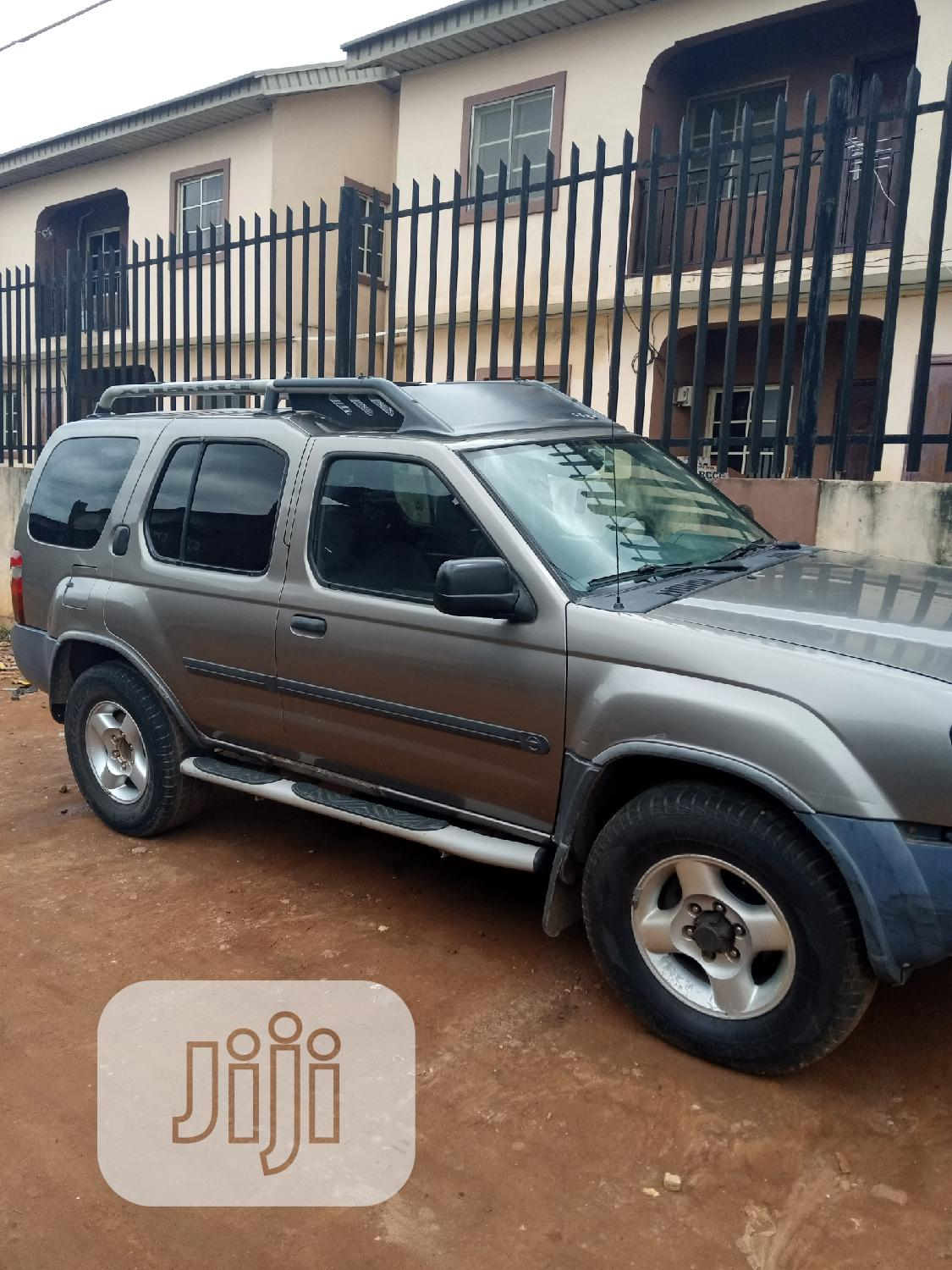Archive: Nissan Xterra 2003 Automatic Gray