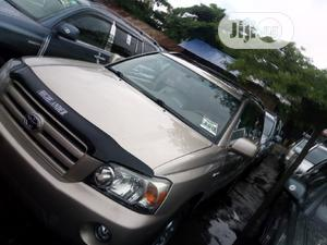 Toyota Highlander 2006 Limited V6 Gold | Cars for sale in Lagos State, Apapa