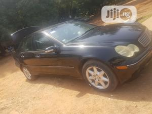 Mercedes-Benz C240 2002 Black   Cars for sale in Abuja (FCT) State, Jabi