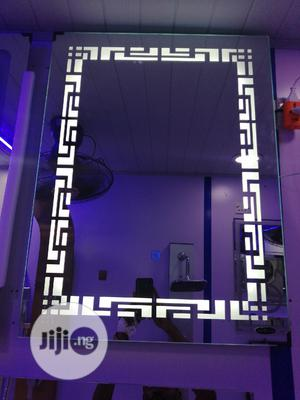 Mirror With LED Lights   Home Accessories for sale in Lagos State, Orile