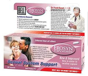Bell Nokomis Erosyn For Women   Vitamins & Supplements for sale in Abuja (FCT) State, Wuse 2