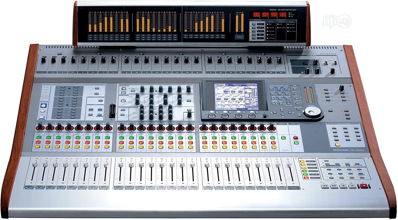 Tascam DM4800 48 Channel Digital Mixer