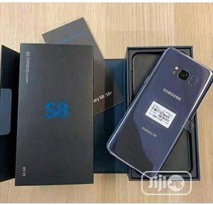 New Samsung Galaxy S8 64 GB Silver   Mobile Phones for sale in Kano State, Tarauni
