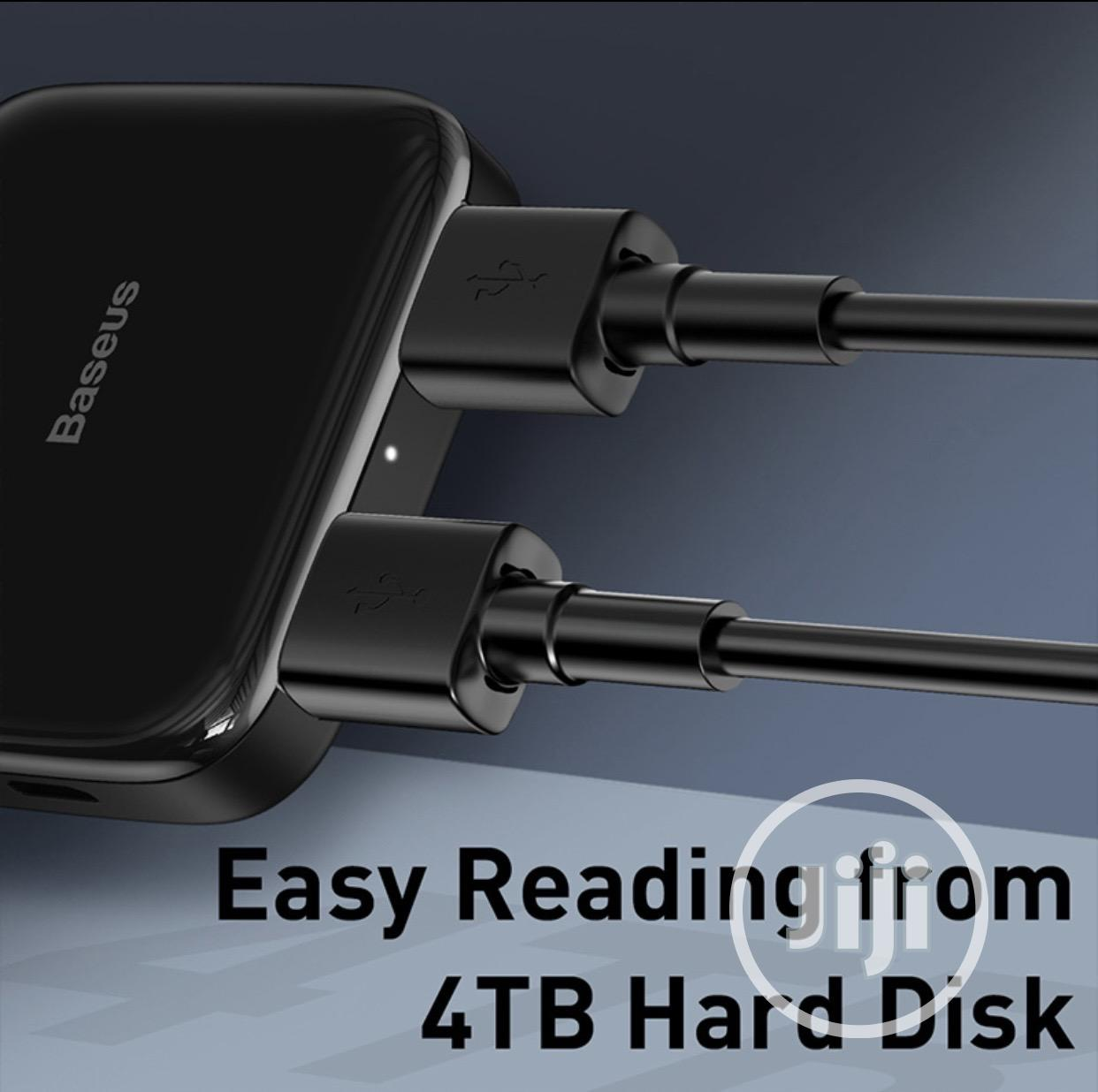 Baseus Fully Folded Portable 4-in-1 USB Hub | Computer Accessories  for sale in Ikeja, Lagos State, Nigeria