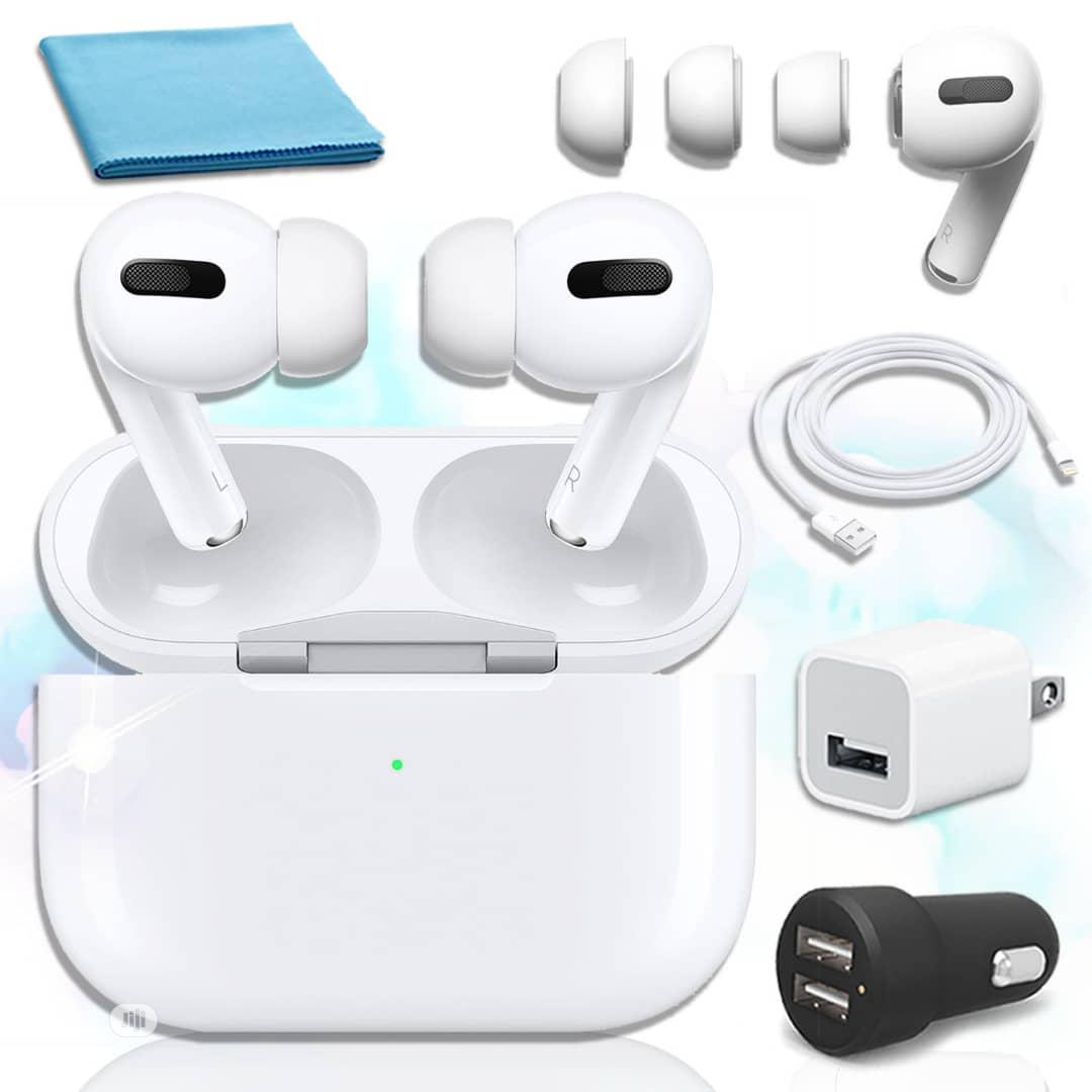 Apple Airpods Pro Clone Apple Quality | Accessories for Mobile Phones & Tablets for sale in Ikeja, Lagos State, Nigeria