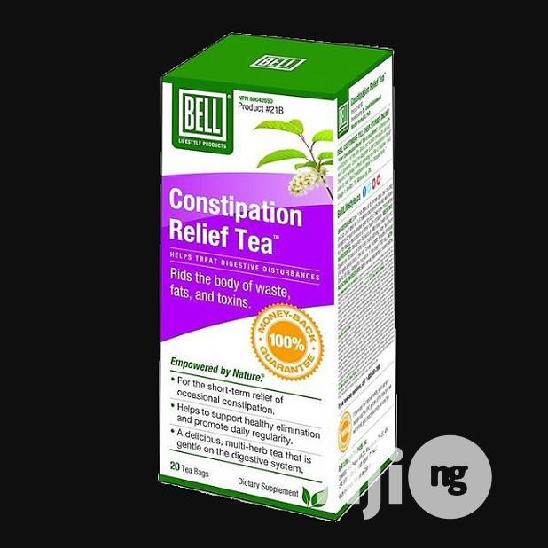Bell Constipation Relief Tea