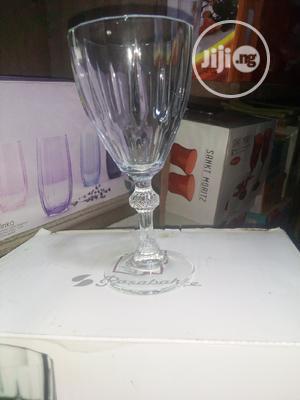 Diamond Wine Glass | Kitchen & Dining for sale in Lagos State, Lagos Island (Eko)