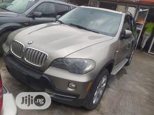 BMW X5 2008 3.0i Sport Gold   Cars for sale in Lagos State, Ifako-Ijaiye