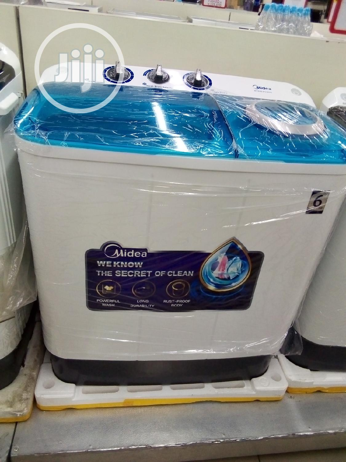 Archive: Midea 6kg Twintub Washing Machine