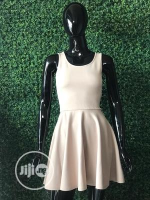 Sleeveless Mini Flare Dress and Sleepwear   Clothing for sale in Lagos State, Agboyi/Ketu