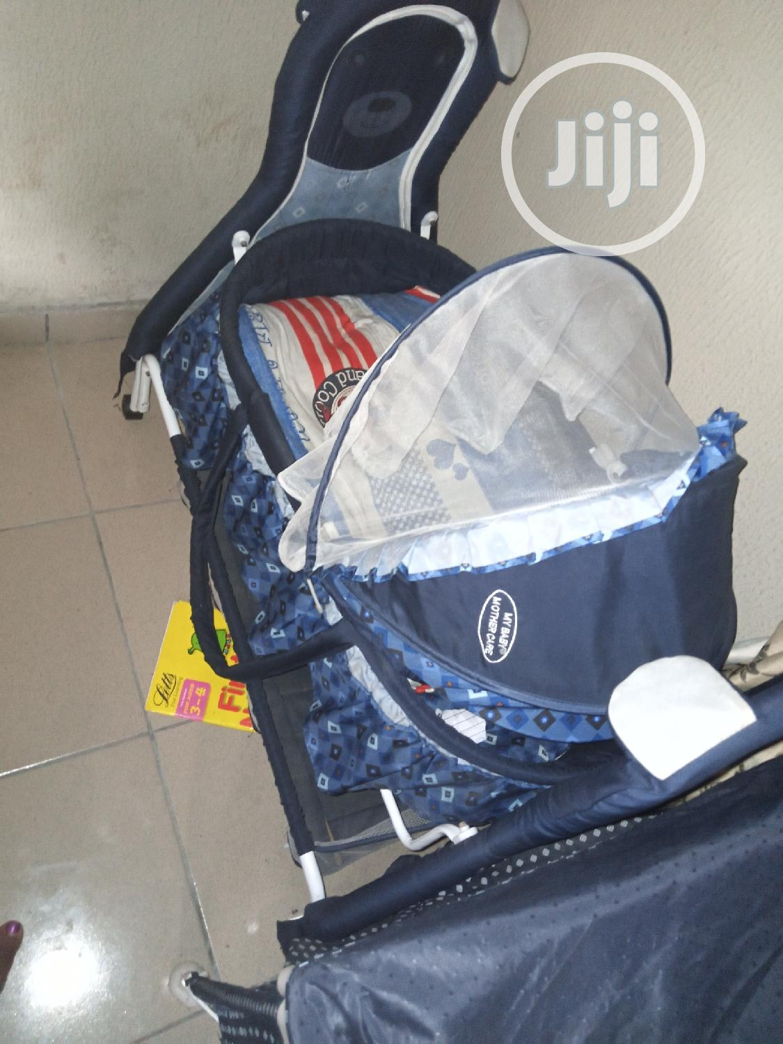 Used Baby Cot