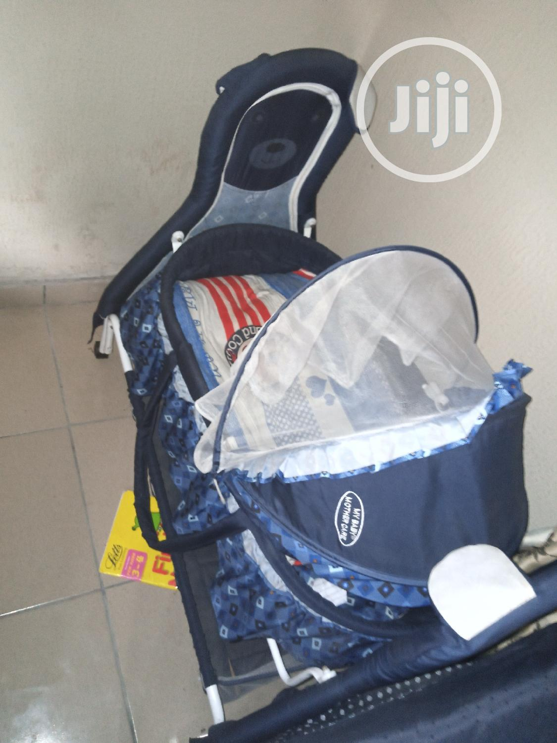 Used Baby Cot   Children's Furniture for sale in Obio-Akpor, Rivers State, Nigeria