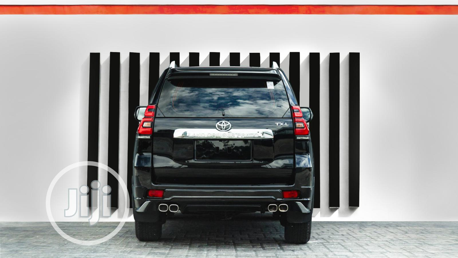 New Toyota Land Cruiser Prado 2019 VXR Black