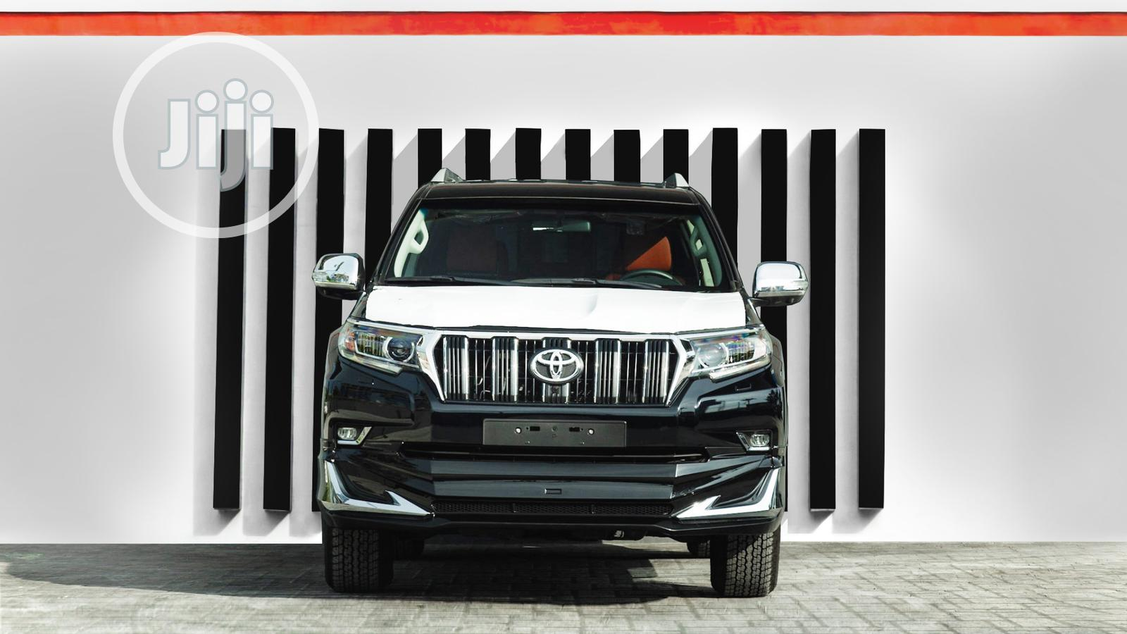 New Toyota Land Cruiser Prado 2019 VXR Black | Cars for sale in Ikoyi, Lagos State, Nigeria