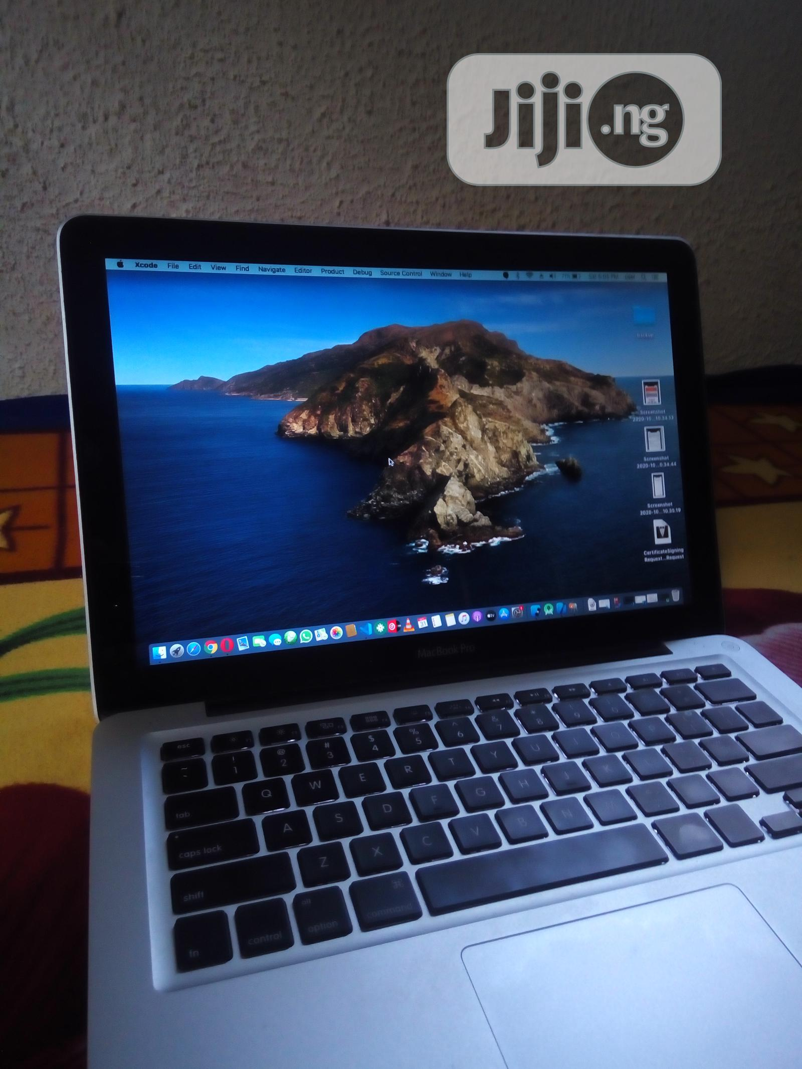 Laptop Apple MacBook Pro 4GB Intel Core i5 HDD 500GB | Laptops & Computers for sale in Ajah, Lagos State, Nigeria
