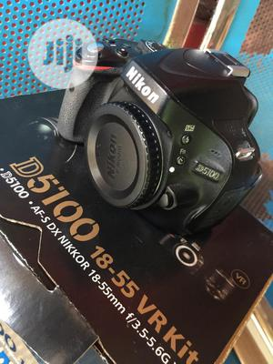 Nikon D5100 With Lens | Photo & Video Cameras for sale in Lagos State, Oshodi