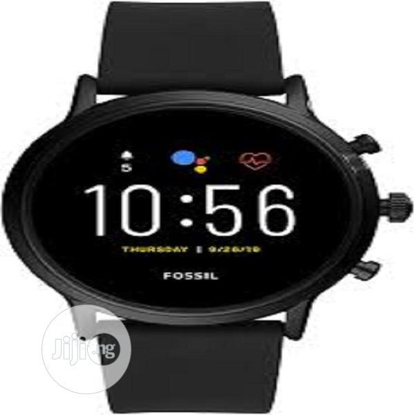 Fossil Unisex 44mm 4th Gen Smart Watch Fitness Tracker.