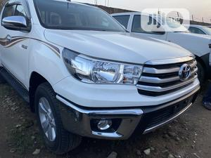 New Toyota Hilux 2019 Rugged 4x4 White | Cars for sale in Lagos State, Surulere