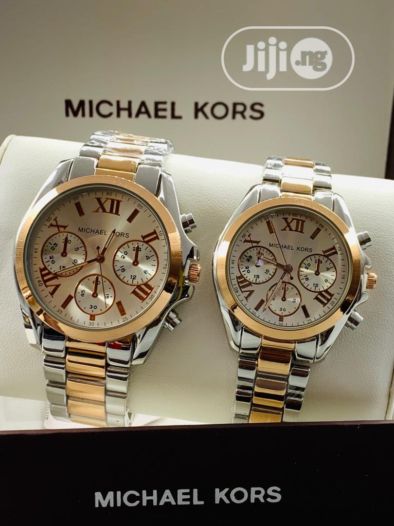 Archive: Micheal Kors Couples Watches