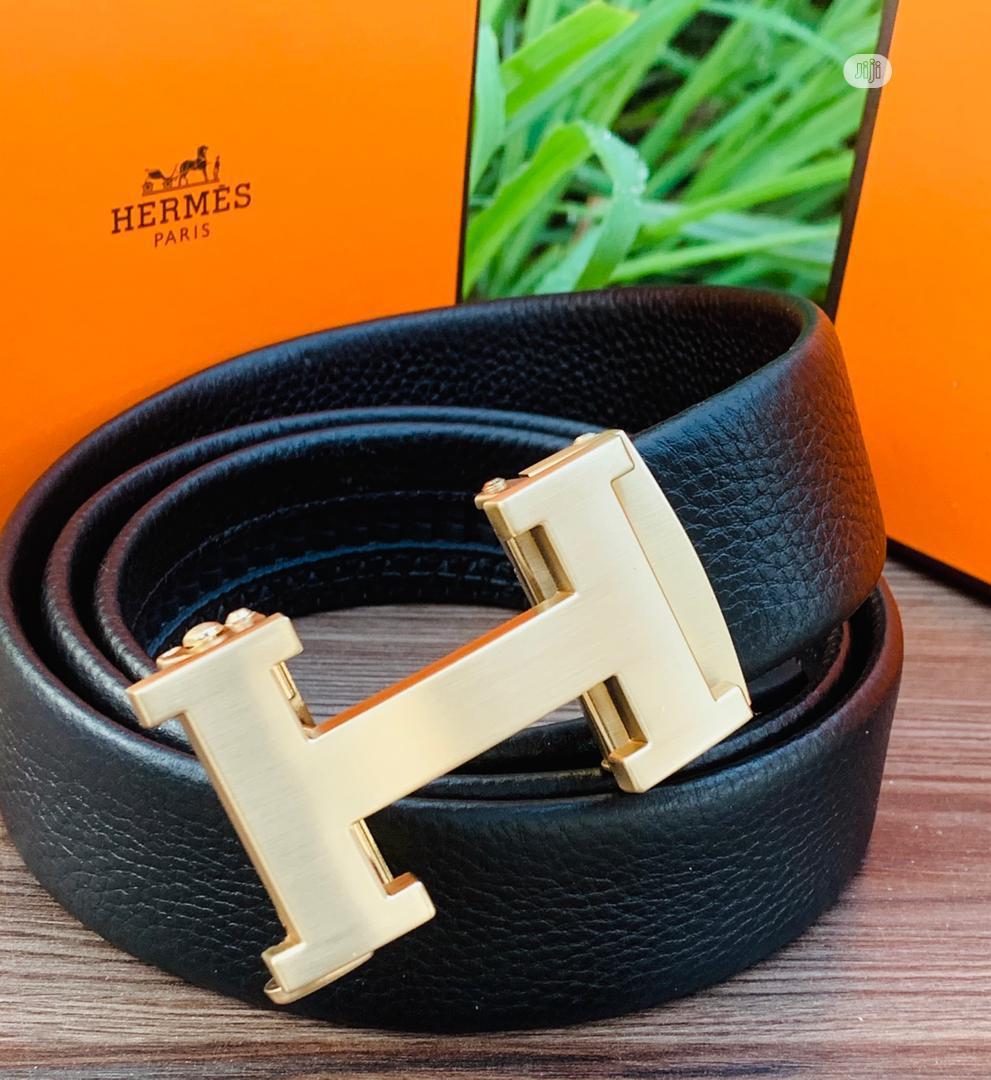 Archive: Hermes Paris Belt
