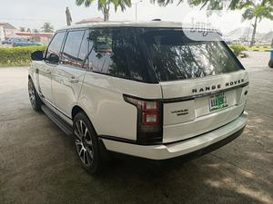 Land Rover Range Rover Vogue 2014 White   Cars for sale in Lagos State, Ajah