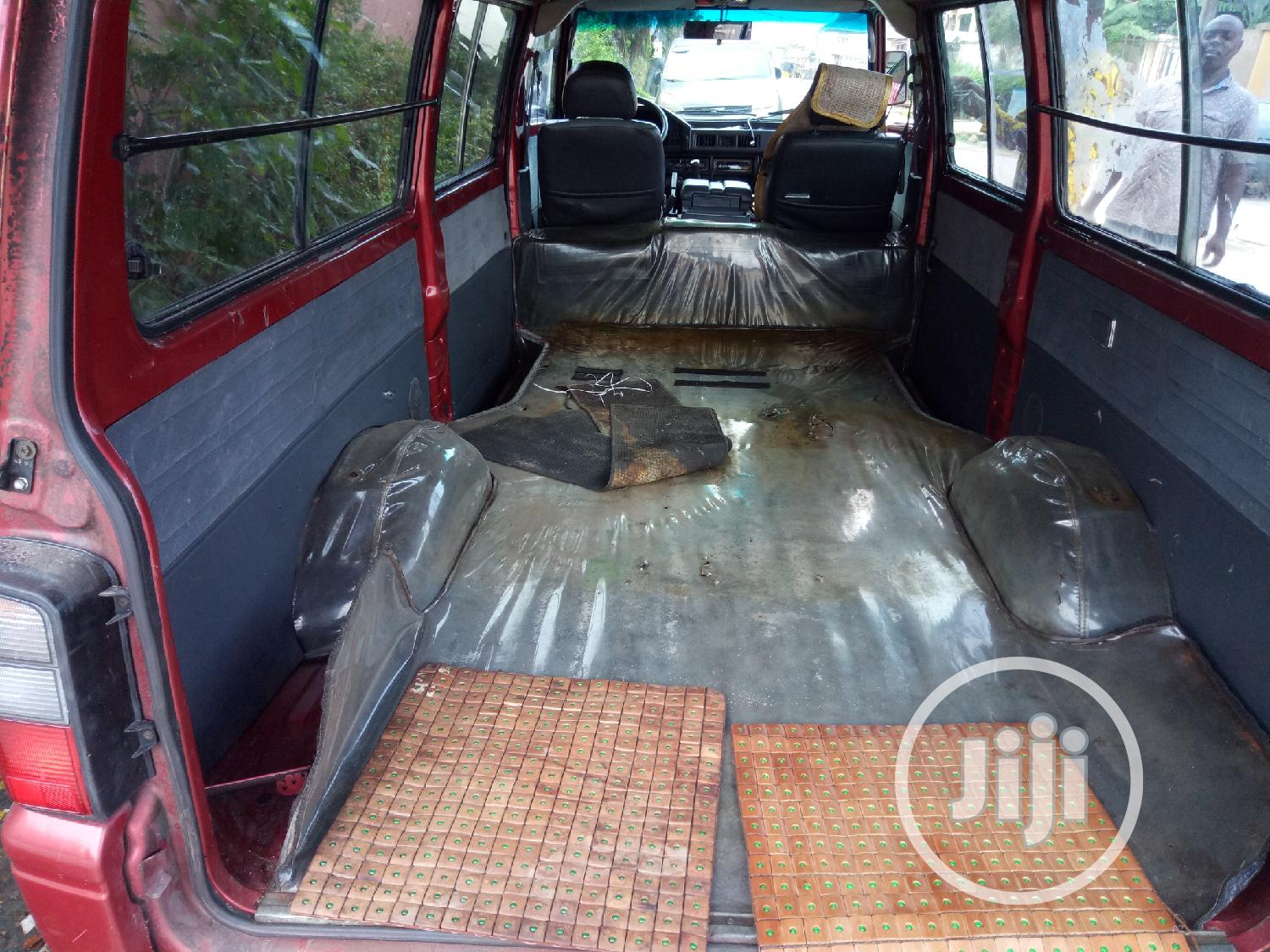 Mitsubushi L300 Bus 1997 Delica | Buses & Microbuses for sale in Isolo, Lagos State, Nigeria