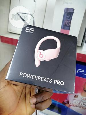 Powerbeats Pro Gold | Headphones for sale in Lagos State, Ikeja