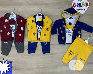 Baby Boy Tracks | Children's Clothing for sale in Lagos State, Ikeja
