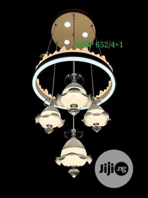 Four Lamp Beautiful Chandelier | Home Accessories for sale in Lagos State, Ojo
