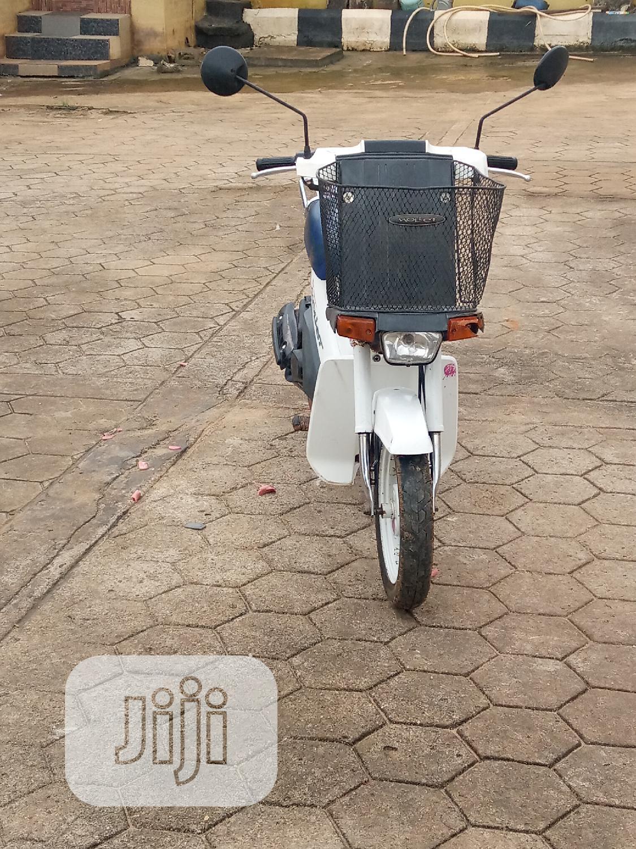 Suzuki Bike 2010 White | Motorcycles & Scooters for sale in Obafemi-Owode, Ogun State, Nigeria
