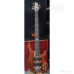 Smiger 5 Strings Bass Guitar   Musical Instruments & Gear for sale in Lagos State, Ojo