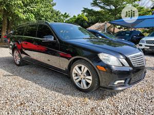 Mercedes-Benz E350 2011 Black | Cars for sale in Abuja (FCT) State, Gwarinpa