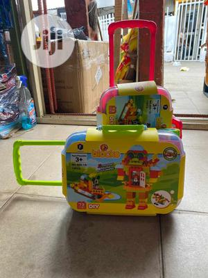 Puzzle Blocks | Toys for sale in Lagos State, Ojodu